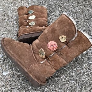Upcycled BearPaw Boots 8